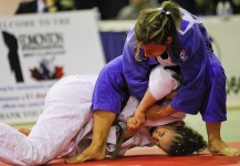 Canadian Judo Senior National Championships 2011